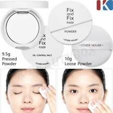 ETUDE HOUSE Fix and Fix Powder Fixer 10g Fix and Fix Oil Control Pact 9.5g 2type
