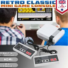 500/620 Games in 1 Classic Mini Game Console  Retro TV AV Gamepads Nintendo A