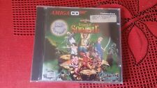 HERO QUEST 2 LEGACY OF SORASIL Amiga CD32 Commodore Sealed Very Rare !!!