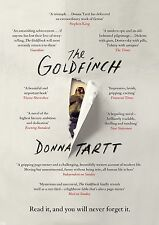 The Goldfinch by Donna Tartt (please read listing before bidding!)