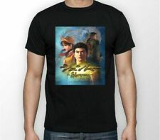 Limited New Shenmue Sega Dreamcast Classic Video Game T-shirt S-5XL