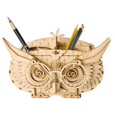 3D Wooden Animal Puzzles For Adults To Build
