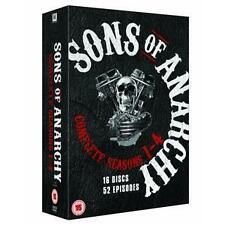 Sons of Anarchy - Series 1-4 - Complete (DVD, 2012, Box Set)