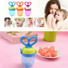 Silicone Newborn Teether Nipple Safety Food 1pcs Pacifier Dummy Bite Feeder New