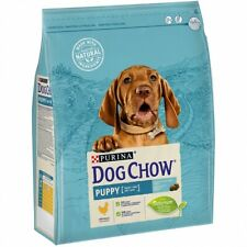 Food DOG PUPPY and adult mini PURINA DOG CHOW PUPPY chicken (up to 1 year)