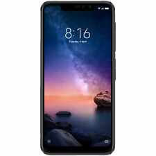 Artikelbild XIAOMI Redmi Note 6 Pro 32 GB Schwarz Dual SIM Global Version