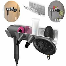 For Dyson Supersonic Hair Dryer Wall Mount Stand Holder Aluminum Hanger Sheft GL