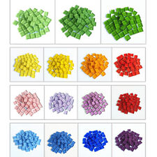 Mixed Mosaic Tile Colour Vitreous Mirror Crafts Color glass 100g Best Seller