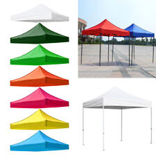 Tent Top Gazebo Awning Replacement Shield Anti UV Sun Shade Cover Canopy