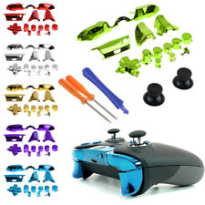 One Set Trigger Buttons Replacement Bumper Parts For Xbox One Elite Controller