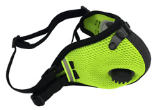 RZ M2.5 DUAL STRAP MESH MASK W 2 ACTIVE CARBON FILTER & STORAGE BAG Safety Green
