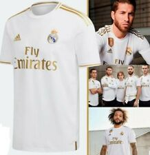 adidas Real Madrid Official 2019 2020 Home Soccer Football Jersey