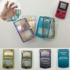 TPU Clear Protective Shell Case Cover Replacement For Nintendo GBC/GameBoy Color