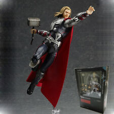 """7"""" Marvel Avengers Super Hero Thro Action Figure Toy Doll Collection With Box"""