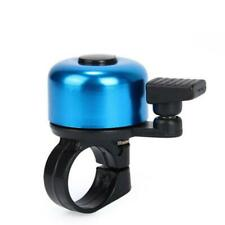 For Safety Cycling Bicycle Handlebar Metal Ring Black Bike Bell Horn Sound