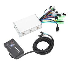 Electric Bicycle Scooter Brushless Speed Controller Kit E-bike LED Display Panel