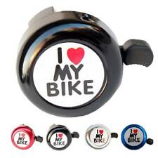 Bicycle Bell Clear Sound Bike Horn Alarm Warning Bell Ring