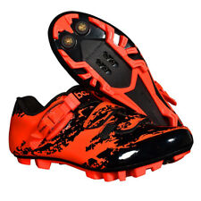Men Women Cycling Shoes MTB Mountain Bike Self-Locking Riding Shoes Fit SPD