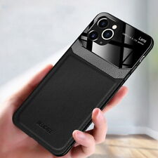 Luxury Leather Hybrid Slim Phone Case Cover For iPhone 11 Pro XS Max XS XR 8 7+