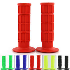 "For Honda CRF150F CRF230F CRF150 CRF230L CRF250L 22mm 7/8"" Rubber Hand Grips"