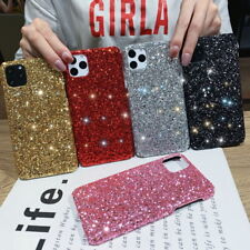 Sparkle Glitter Luxury Hard Case Cover For iPhone 11 Pro Max XS XR 8 7 6S Plus 5