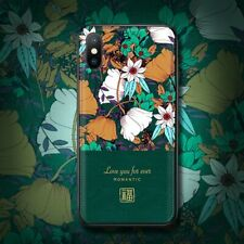 Phone Cases for iPhone 8 7 6 6s Plus X Xs Max XR Cover Leather Skin Soft