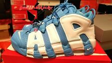 nike air more uptempo 96 university blue UNC chicago bulls pippen 921948 401