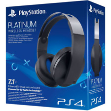 Artikelbild PS4 Platinum Wireless Headset