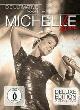 Artikelbild Michelle - Die Ultimative Best Of Live (Deluxe Edition, 2 CDs + DVD)
