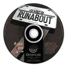 SUPER RUNABOUT: SAN FRANCISCO EDITION (PAL Dreamcast Game) Sega DC D
