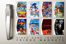 FRIDGE MAGNET - Sega Dreamcast Inspired Collection - IDEAL CHRISTMAS GIFT!