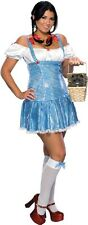 Sexy Sequin Dorothy Adult Costume fancy dress outfit