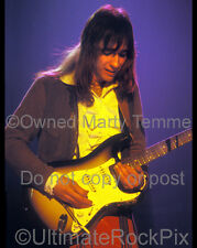 JIMMY CRESPO PHOTO AEROSMITH Concert Photo in 1980 by Marty Temme 1A Strat