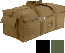 Israeli IDF Tactical Canvas Duffle Carry Bag