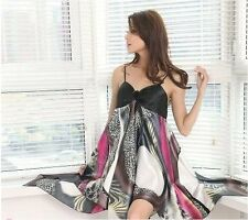 NEW Feel Gorgeous in this Pure Silk Maternity Nightie