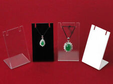 Acrylic Pendant Necklace Earing Display Stand(4 colors for ELECTION) JD010c136