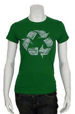 Women's T-shirt - 86 Recyclable Products  - Word Art