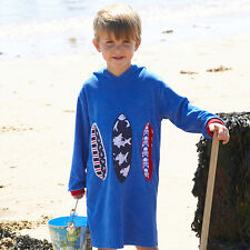 Mitty James Designer Kids Long Hooded Beach Towel Top