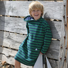 Mitty James Towelling Boys Long Hooded Beach Towel Top