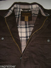 NWT ST.John's Bay Lined Jacket Outerwear Shirt MSRP $60