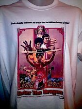ENTER THE DRAGON T SHIRT FILM  BRUCE LEE KUNG FU