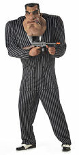 Adult Gangster Mobster Mafia Costume Halloween