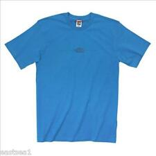 The North Face M SS Embroidr Logo T voyage blue L/XL