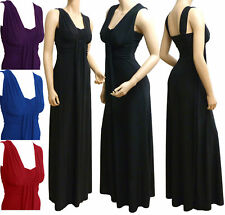 Grecian Long Evening Maxi Dress UK Size 10 - 26 (LR1050 ) In 4 Different Lengths