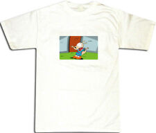 Rocko's Modern Life Cool T-SHIRT ALL SIZES # White
