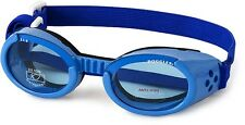ILS Doggles Blue - Dog Goggles Eye Protection - XS to XL
