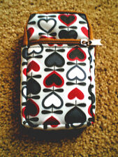CELL PHONE MP3 MP4 BAG, POUCH, PURSE VARIOUS COLORS AND PRINTS
