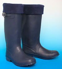 WELLINGTON BOOT SOCKS FLEECE LINERS THERMAL WELLIES