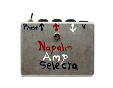 Napalm Amp Selecta - Active Splitter with Isolated Output & phase Switch