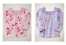 NEW AUTHENTIC GAP BUTTERFLY PINK GIRLS LONG SLEEVED TOP TSHIRT SIZE 18Mth, 2,3